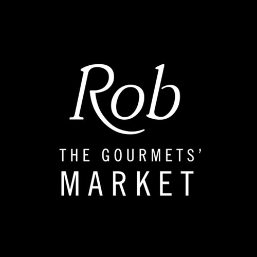 Logo Rob The gourmets' market